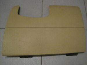 BENTLEY CONTINENTAL GT RHD Knee Cover 3W2880305C Beige Leather