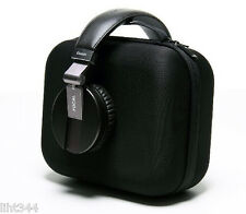 Large Headphone Case w/ Inner Pouch & Headphone Dust Bag Unbranded Universal Fit