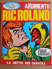 Albi Ardimento n°2 1971 - RIC ROLAND -  Corriere dei Piccoli  [G405]
