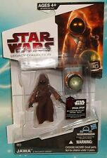 STAR WARS LEGACY COLLECTION RED CARD BD-39 TATOOINE JAWA W SECURITY DROID FIGURE
