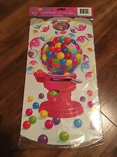 Lisa Frank Gumball Gift Box Bubble Gum Party Favor New In Package Fun Nostalgic