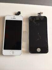 Iphone 5 e iPhone 4. pantalla LCD, reformado Original, Genuino Negro Blanco Lote