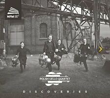 Polish Cello Quartet - Discoveries [Polish Cello Quartet] [Cd Accord: ACD237]