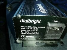 600w Digital Dimmable Ballast Brand Digibright