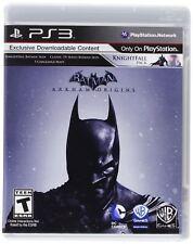 Batman Arkham Origins (PS3) Brand New sealed ships NEXT DAY W CASE & GAME