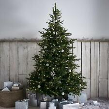 The White Company Pre-Lit Grand Spruce Xmas Tree 7.5ft Artificial Love Christmas