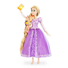 DISNEY Rapunzel Deluxe Feature Doll 16'' Tangled Hair Lantern Light Up & Sings