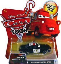 Disney Cars Cars Toon Main Series Rescue Squad Trooper Diecast Car #3