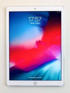 Apple iPad Pro 2. Gen 512GB, Wi-Fi, 12,9 Zoll - Silber, wie neu