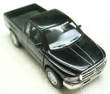 Kinsmart Pull Back-1:44 Die Cast Black Dodge Ram 1500 V8 4x4 Pick-Up Truck-China