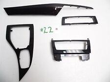 12 13 14 15 BMW X1 E84 XDRIVE DASH TRIM INSERT PANEL SHIFT SURROUND SHIFTER OEM