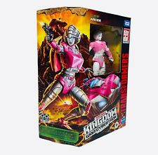 Transformers Kingdom War for Cybertron Arcee Deluxe Class Action Figure ??