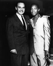 "johnny otis / sam cooke 10"" x 8"" Photograph"