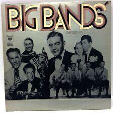 "Big Bands Greatest Hits Album Columbia CG 30009 LP Vinyl GateFold ""NM"""