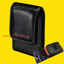 Olympus Kunstleder Kameratasche für Canon Ixus 500, 510, 145, 150, 140, 132