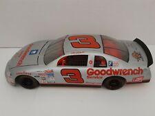 Dale Earnhardt 1/18 Ertl Goodwrench Silver Daytona Car 1995 VINTAGE RARE