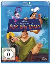 Blu-ray ° Ein Königreich für ein Lama ° Walt Disney ° NEU & OVP ° BluRay