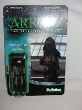 Funko ReAction Television DC Comics Green Arrow Dark Archer Action Figure-New