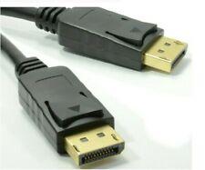 1.8M Câble DisplayPort DP Mâle à Mâle DP Câble ;affichage numérique