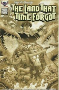 2016 American Mythology Comics - The Land that time forgot - B&W Edition (VF/NM)