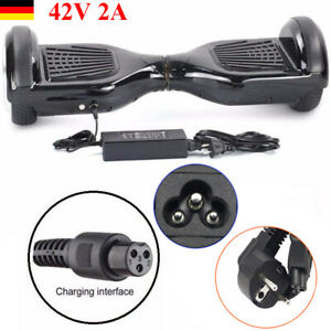EU Elektro Scooter Balance Hoverboard Skateboard Ladegerät mit CE Zertifikat 42V