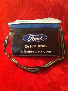 Thermal Lunch Cooler - Ford Drive one Logo - New!