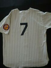 """MICKEY MANTLE YANKEES """"NWT RARE VINTAGE 1952 100% WOOL HOME JERSEY SIZE XXL 52"""