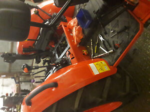 Kioti CK20,22,25,30,CK2810 Compact Tractor  Servicing Labour Only. Main agents.