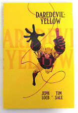 Marvel Comics Daredevil Yellow by Loeb and Sale Hardcover