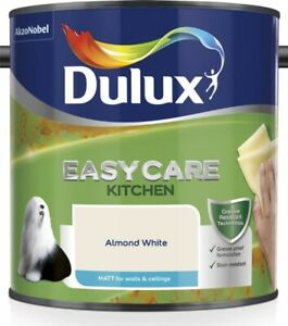 Dulux Kitchen Easycare - 2.5L Matt Kitchen Emulsion - All Colours