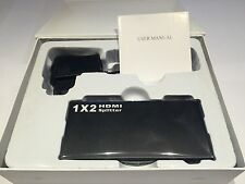 HDMI Splitter - 1 In x 2 Out