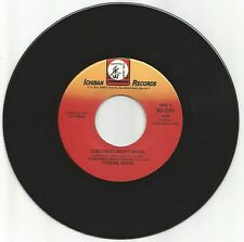 "TYRONE DAVIS - SOMETHING'S MIGHTY WRONG - EX+ USA ICHIBAN CROSSOVER 7"" LISTEN"