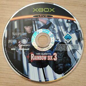 XBOX DISC ONLY - Rainbow Six 3