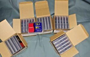 30 SONY Travan 8GB  TR-4 Tape Cartridge SONY Factory Sealed