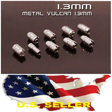 Metal Details up Gundam Head Vulcan Canon Rebuild parts 1.3mm 1/144 MG ❶❶USA❶❶