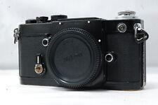 Nikon F2 35mm SLR Film Camera Body Only  SN7793993