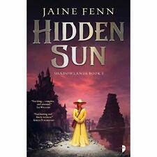 Hidden Sun: SHADOWLANDS BOOK i (Shadowlands Duology) - Paperback / softback NEW