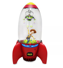 More details for disney store toy story light up snow globe - 25th anniversary collection - rare