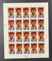US SCOTT 3996 PANE OF 20 HATTIE MCDANIEL BLACK HERITAGE STAMPS 39 CENT FACE MNH