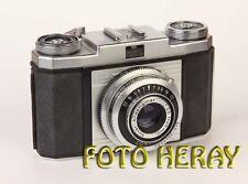 ZEIS IKON CONTINA Analog Camera Novar Anastigmat 3,5/45mm faulty 02746