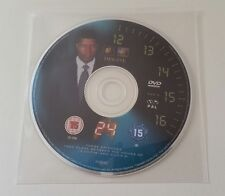 24 - Season 2 – Disc 2 - Eps 5-8 - Region 2 - Replacement DVD - DISC ONLY