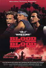 BLOOD IN. . .BLOOD OUT: BOUND BY HONOR Movie POSTER B 27x40 Thomas F. Wilson