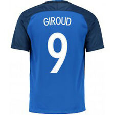 "Flocage TYPE Officiel Equipe France 16-17  "" GIROUD 9 ""  Domicile 2016/2017"