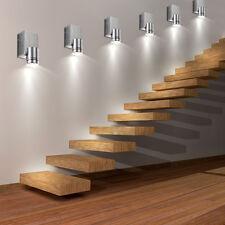 à 6 pièces Ensemble LED Mur Spot lumières La vie chambre aluminium couloir Spot