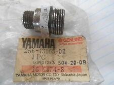 NOS Yamaha OEM Banjo 1 Bolt 75-84 XS650 1972 XS2 1971 XS1 256-13165-02