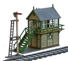 Railway Building Signal Box Set R016