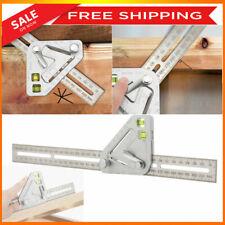 Saker Revolutionary Carpentry Better Tool Measuring Angle Ruler