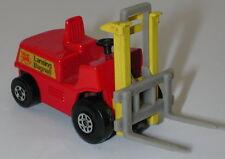 Matchbox Lesney Superfast No. 15 Fork Lift Truck oc8196