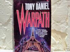 Warpath by Tony Daniel -PB Native American SF