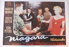 "Niagara (1953) Marilyn Monroe repro 1 sheet film poster (26""x37.5"")"